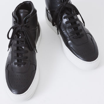 Woman by Common Projects Black BBall High