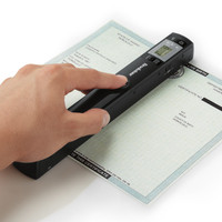 Wi-Fi Scanner Wand: Portable Document and Photo Scanner