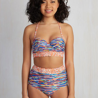 Seas the Moment Swimsuit Top