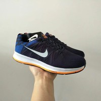 """""""Nike"""" Men Sport Casual Fashion Multicolor Flyknit Sneakers Running Shoes"""