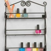 Nail Polish Organizer- Black One