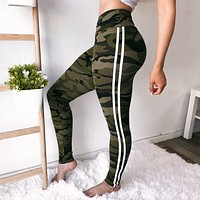 RESTOCKED! SOFTEST LEGGINGS EVER (CAMO) - FULLY STOCKED