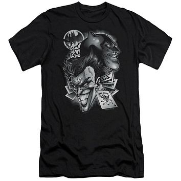 Batman - Archenemies Premium Canvas Adult Slim Fit 30/1