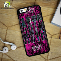 A Day To Remember Homesick Special Edition iPhone 6 Plus Case by Avallen