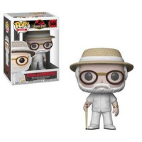 POP! Movies: Jurassic Park John Hammond