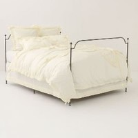 Bow-Tied Duvet Cover-Anthropologie.com