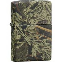 Zippo Advantage HD Camo Lighter, 11367 | Matchboxes & Fire Starters | Survival | GEAR | items from Campmor.