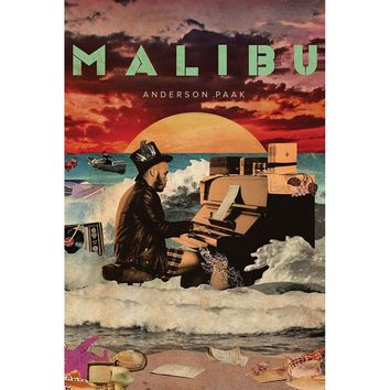 Anderson .Paak. Domestic Poster