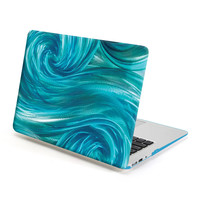 Hard Case Print Frosted (Ocean Pattern) for 13 MacBook Air