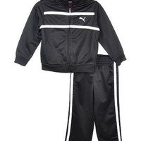 Puma `Cool Runner` 2-Piece Track Suit (Sizes 4 - 7) $27.99