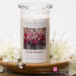 For My Bridesmaids - Jewelry Greeting Candles