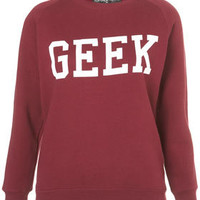 Geek Sweat