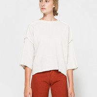 NEED / Envelope Top in Sand