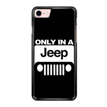 Jeep Logo iPhone 7 Case