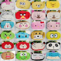 pencil case pencilcase lapices etui estojo escolar estuches school trousse totoro kawaii pen bag material escolar cute plush
