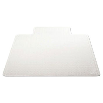 """Deflecto Chair Mat With Lip For Carpets (36"""" X 48"""" Low Pile)"""