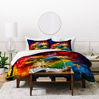 Madart Inc. Visual Feast Duvet Cover