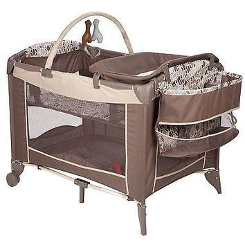 Safety 1st Baby Play Yard & Travel Crib Bassinet Changing Table Playpen