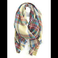 The Blanket Scarf - Multi