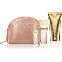Michael Kors Collection Glam Jasmine Jet Set Go Travel Set