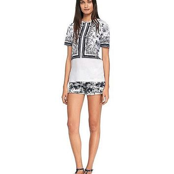Tory Burch Printed T Shirt