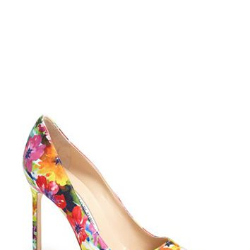 "Women's Manolo Blahnik 'BB' Pump, 4"" heel"
