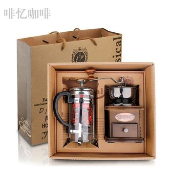 Coffee Maker Gift Set