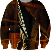 Pyramid Head Crewneck Sweatshirt