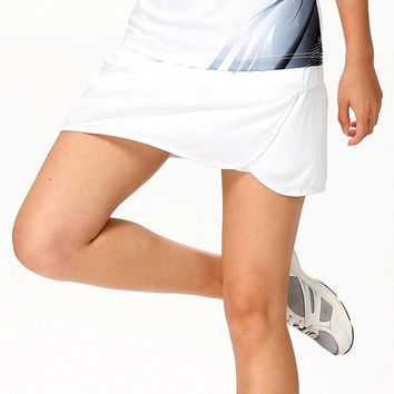 Qucik Dry Tennis skirts , Badminton Breathable skirts , Badminton Women  Sports skirts  3301