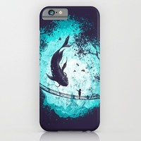 My Secret Friend iPhone & iPod Case by Robson Borges