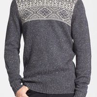 Men's Vans 'Tahoe' Jacquard Crewneck Sweater