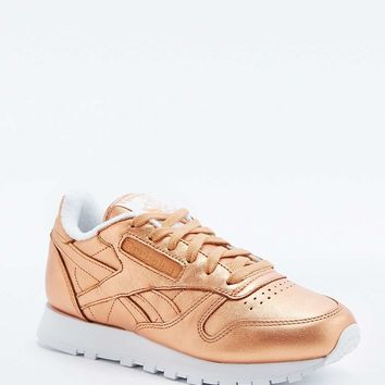 Reebok Classic Copper Runner Trainers - Urban Outfitters