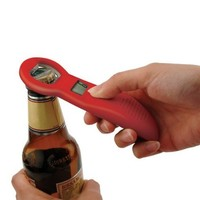 Barbuzzo Beer Tracker, Red