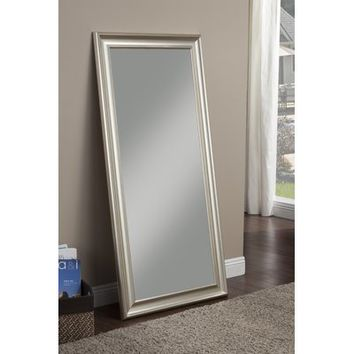 Modern Full Length Leaning Mirror | Birch Lane