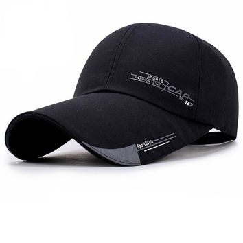 Sports Style Printed Baseball Cap