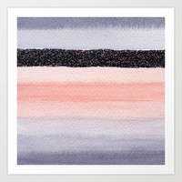 Sway With Me Art Print by Social Proper