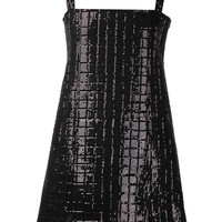 Sequin Dress in Black