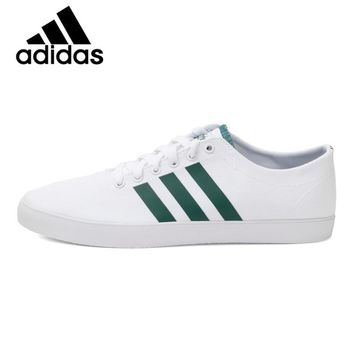 Official Original Adidas NEO Label EASY VULC VS Men's Skateboarding Shoes Sneakers  adidas shoes men Breathable Anti-Slippery
