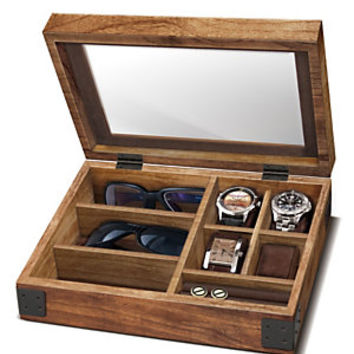 Berkshire Vintage Classic Watch & Sunglasses Organizer | Dillard's Mobile