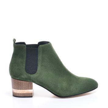 FLOAT Boot, Forest by Dear Frances
