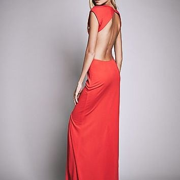 Womens Selma Maxi Dress