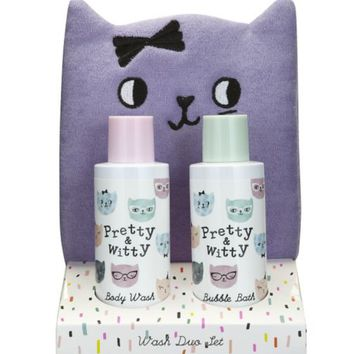 Pretty & Witty Wash Duo