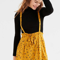 UO Blossom Suspender Skirt | Urban Outfitters
