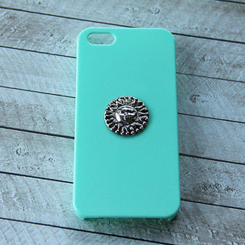 Sun iPhone 5 Case iPhone6 Sun Case Hippie Psychedelic Vintage iPhone 5s Case Samsung Galaxy S3 Case Samsung Galaxy S4 Cover iPhone 6 Plus