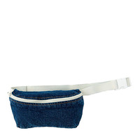 Denim Fanny Pack | American Apparel
