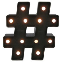 Room Essentials Letter Marquee Lights
