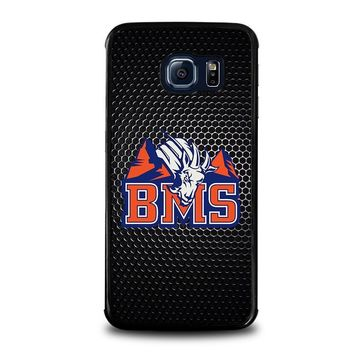 bms blue mountain state samsung galaxy s6 edge case cover  number 1