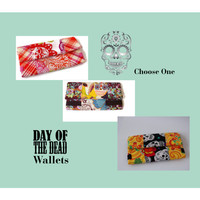 Day of the Dead Wallets