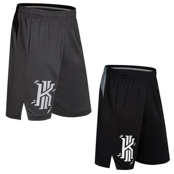 Kyrie Basketball Shorts with Pockets