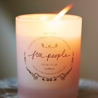 Free People Womens Free People Candle